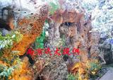 室内岩壁塑石(仿海底世界)