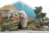 室外主题乐园雕塑