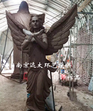 欧式神话人物雕塑泥稿